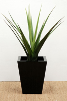 Artificial Aloe Vera Pandanus Plants - 140cm, Green