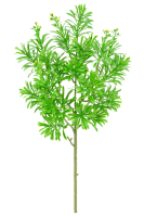Artificial Artemisia Foliage UV - 45cm, Green