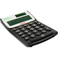 EcoCalc Recycled Semi Desk Calculator
