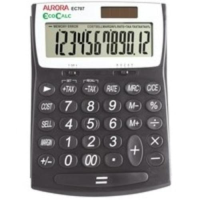 EcoCalc Recycled Extra Large Desktop Calculator