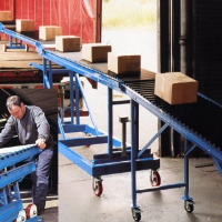 Durable Gravity Roller Conveyors