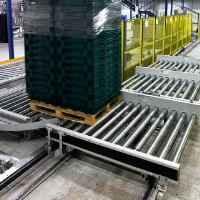 Powerful Pallet Handling Conveyor Solutions