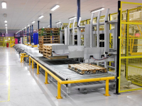 Robust Pallet Handling Conveyor Systems