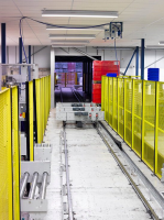 Customised Pallet Handling Conveying Systems