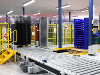 Heavy Duty Pallet Handling Conveying Systems