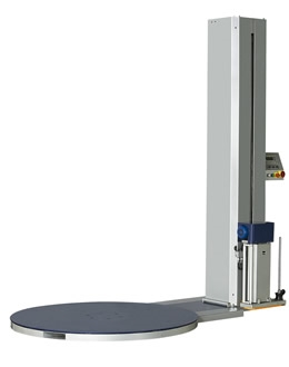 UK Supplier Of Stretch Wrapping Machines