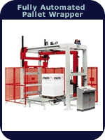 Fully Automatic Pallet Wrapper