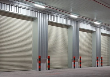 High Quality Fast Action Doors