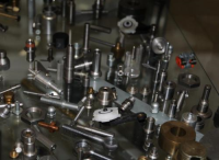 Long Precision Milled Components
