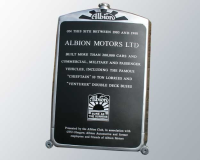 Specialist Supplier Of Commemorative Signs