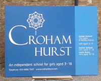 Aluminium School Signs