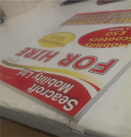 Suppliers Of Vinyl Signs