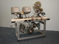 Eurokett top and base labelling system