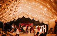 Clear Span Marquee Hire In Cambridge
