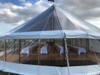 Sail Cloth Marquees For Wedding Receptions