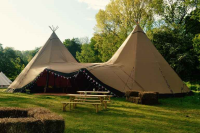 Luxury Tipis For Hire In Essex