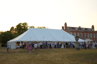 Locally Based Traditional Marquees For Wedding Receptions