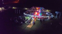 Party Marquee Hire For New Years Eve Celebrations