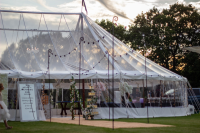 Quality Party Marquees For Winter Wonderland Events