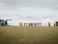 Experienced Supplier of Marquees For Charitable Events
