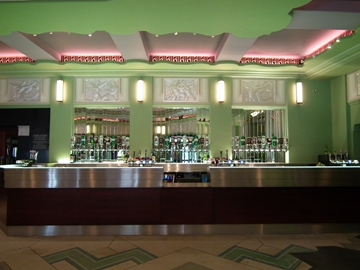 Bar Design For Theaters