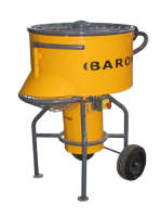 M200 Forced Action Mixer (200 litres)