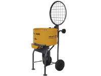 120 litre Forced Action Mixer For Construction