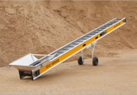 High Load Capacity Conveyor For Construction