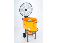 200 Litre Forced Action Mixer For Construction