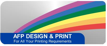 Lithographic Printing Of Comp Slips