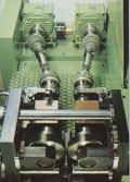 Industrial Propshafts For Rolling Mills