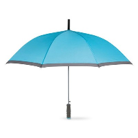 Automatic Opening Umbrella In Turquoise