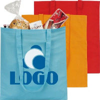 Supplier of Personalised Cotton Shopper Bag For Golf Clubs