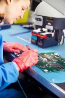 Circuit Board Coatings For High Frequency Applications