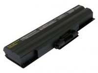 MicroBattery 6 Cell Li-Ion 10.8V 5.2Ah 56wh Laptop Battery for Sony MBI53999 - eet01