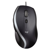 Logitech Logitech M500 - Mouse - Laser - Wired - Usb 910-003726 - xep01
