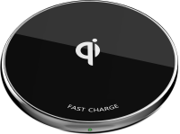 ESTUFF Wireless Charger Pad 7.5W/10W Single Coil ES638050 - eet01