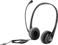 HP Stereo USB Headset **New Retail** T1A66AA - eet01