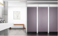 Bespoke Supplier Of Commercial Washroom Cubicles