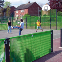 Sports And Fitness Equipment For Playgrounds