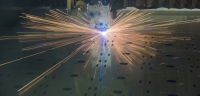 8mm Stainless Steel Laser Cutting Service