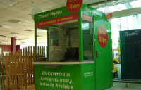Supplier Of Temporary Secure Transaction Kiosks For Use In Train stations