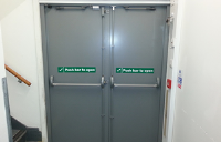 Bespoke Supplier Of Manual Means of Escape Doorsets