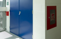 Fire Doors For Use In Government Buildings