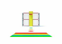 3m Jump Wall For Sports Clubs