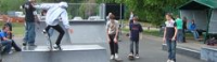 All Weather Skatepark Equipment For Local Parks