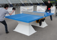 Diabolo Table Tennis For Holiday Parks