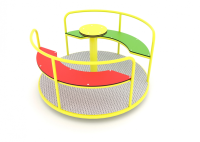 Sit and Spin Roundabout