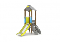 Easy Access Timber Slide