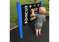 Abacus Play Panel